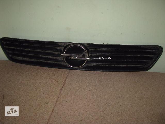 купить бу решётка радиатора для Opel Astra G, 2002 в Львове