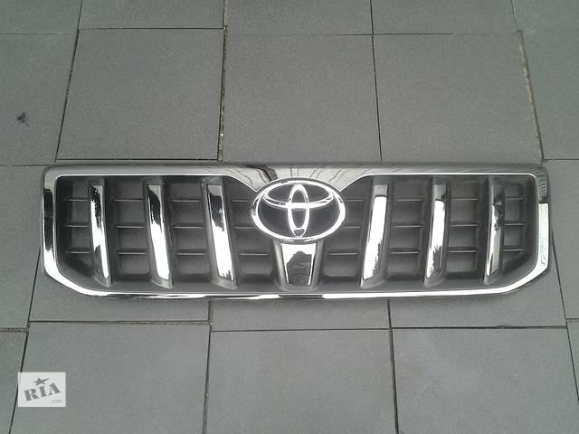 купить бу решётка радиатора для Toyota Land Cruiser Prado 120 2006 в Львове
