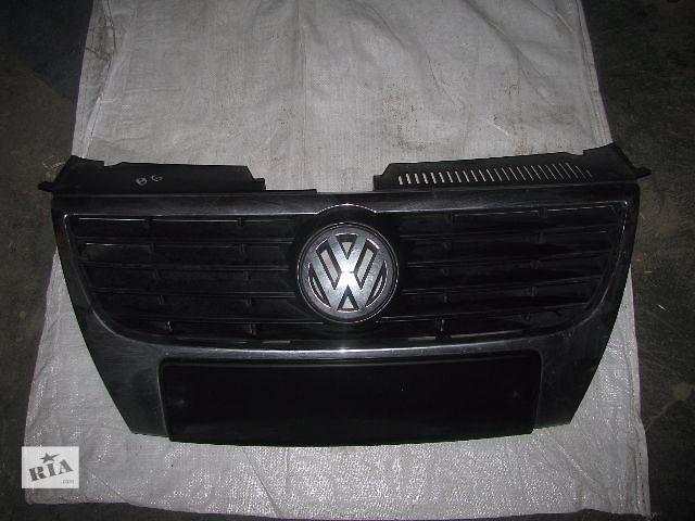 бу решётка радиатора для Volkswagen B6, 2006-09 в Львове