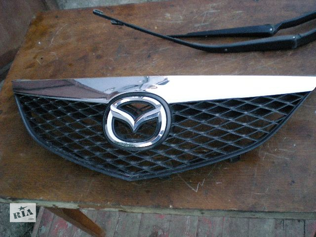 Решётка радиатора  Mazda 6- объявление о продаже  в Луцке
