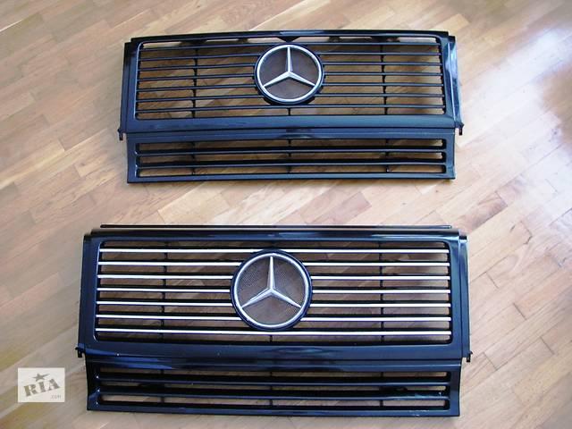 Решётка радиатора  Mercedes G-Class W463-кузов- объявление о продаже  в Киеве