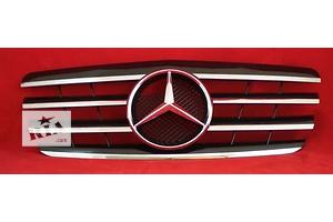 Новые Решётки радиатора Mercedes E-Class