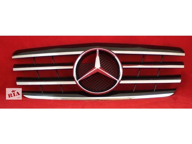 бу Решетка радиатора Mercedes S210, W210 FL в Луцке