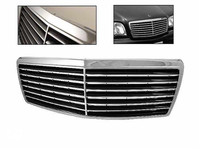 продам Решетка радиатора Mercedes W140 в стиле V12 бу в Луцке