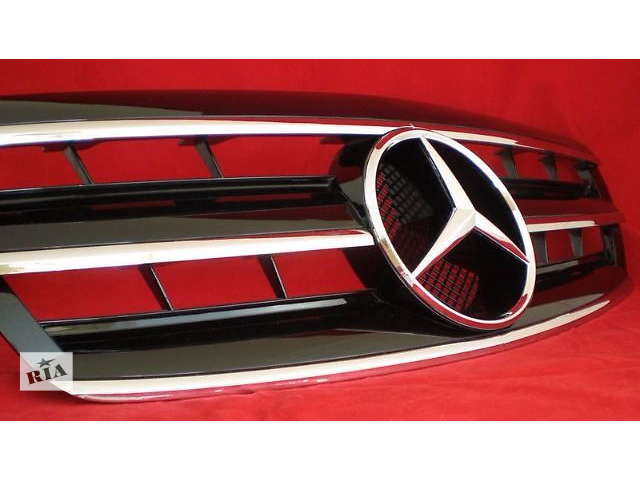 бу Решетка радиатора Mercedes W220 (220030) в Луцке