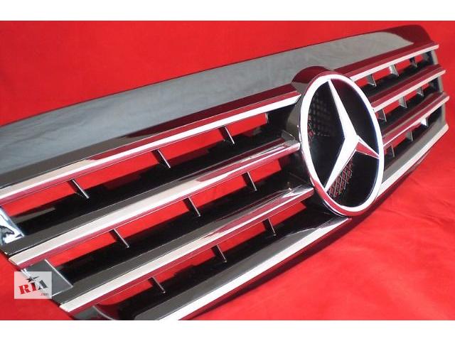 купить бу Решетка радиатора тюнинг Mercedes W220 (220031) Мерседес 220 в Луцке
