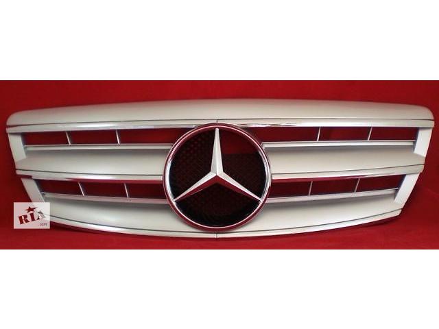 Решетка радиатора Mercedes W220- объявление о продаже  в Луцке
