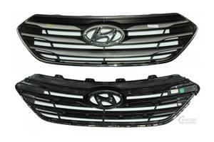 б/у Решётка радиатора Hyundai Santa FE