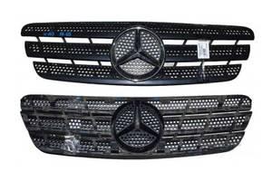б/у Решётка радиатора Mercedes M-Class