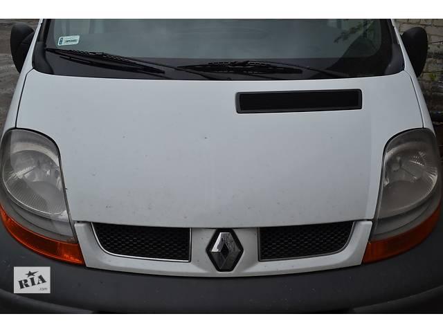 бу Решетка радиатора на Renault Trafic, Opel Vivaro, Nissan Primastar в Ровно