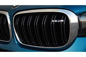 Новые Решётки радиатора BMW X6