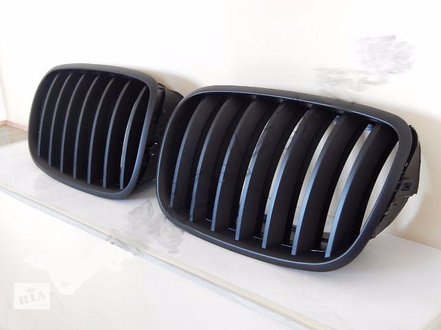 продам Решетка радиатора ноздри BMW БМВ X5 E70 X6 E71 GRBM033 БМВ Х5 Е70 Х6 Е71 бу в Луцке