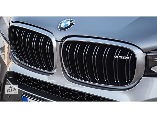 продам Решетка радиатора ноздри тюнинг BMW X5 F15 стиль M Sport Paket X5M хром окантовка  бу в Луцке