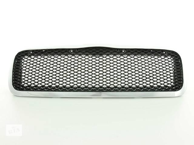 продам Решетка радиатора Skoda Octavia 1 хром рамка бу в Луцке
