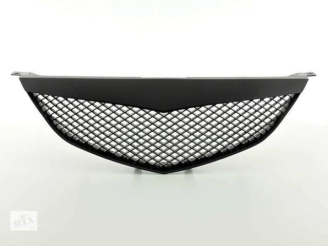 купить бу Решетка радиатора тюнинг Mazda 6 ( GG / GY ) (02-05) черная (FKSGMA007 в Луцке