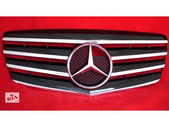 продам Решетка радиатора, тюнинг Mercedes-Benz W211 бу в Луцке