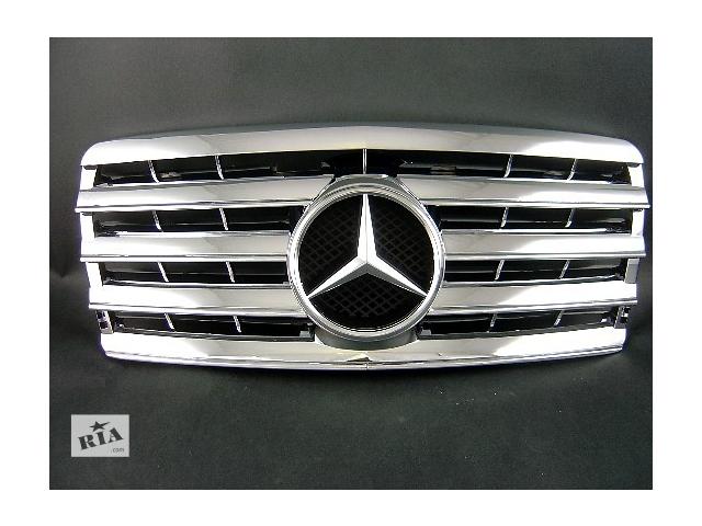 продам Решетка радиатора тюнинг Mercedes W124 рестайл (AKC045) Мерседес 124 бу в Луцке