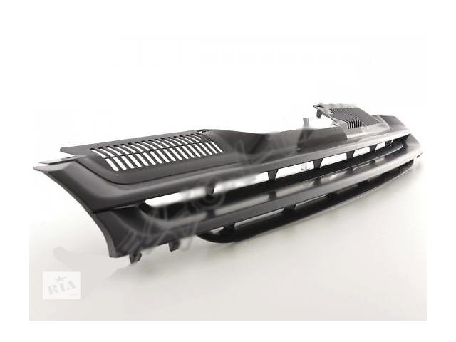 Решетка радиатора тюнинг VW Golf 5 черная (FKSG009)- объявление о продаже  в Луцке