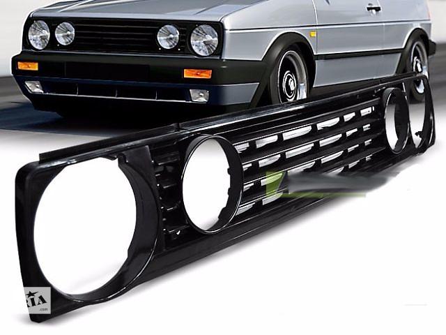 бу Решетка радиатора тюнинг VW Golf Гольф 2 (GRVW05) Фольксваген Гольф 2 в Луцке