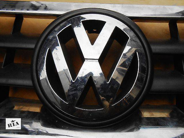 бу Решётка радиатора Volkswagen Touareg Фольксваген Туарег 2003 - 2006 в Ровно