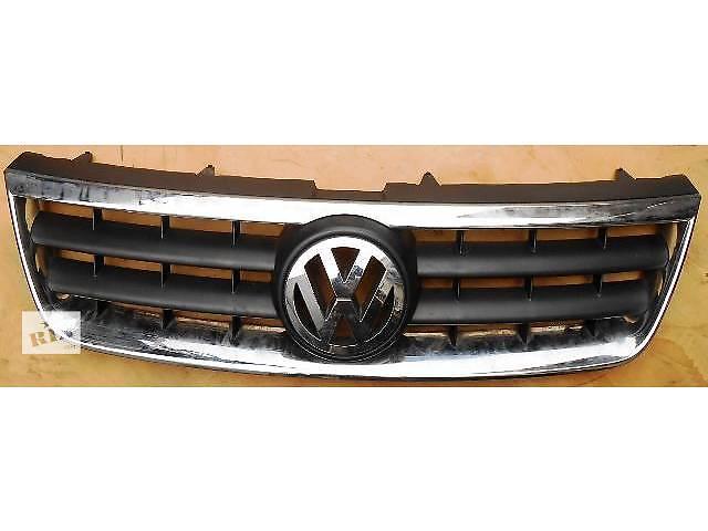 продам Решетка радиатора Volkswagen Touareg Фольксваген Туарег 2003 - 2009 бу в Ровно