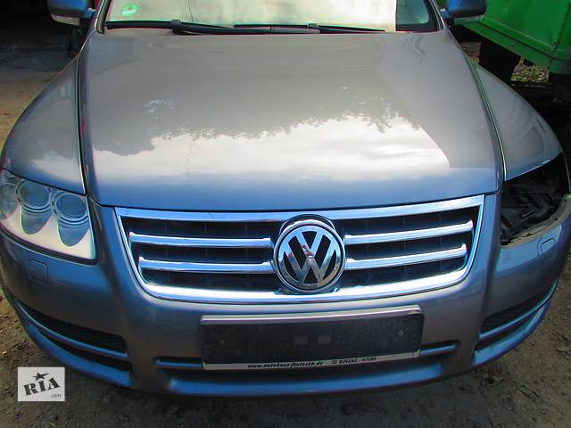 продам Решётка радиатора Volkswagen Touareg (Фольксваген Туарег) 2003-2009p. бу в Ровно