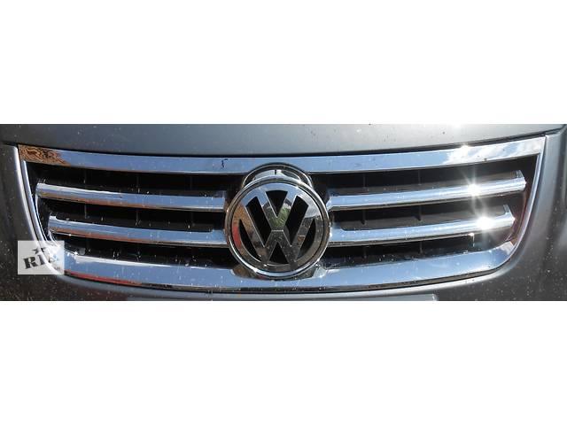 Решетка радиатора Volkswagen Touareg Туарег- объявление о продаже  в Ровно
