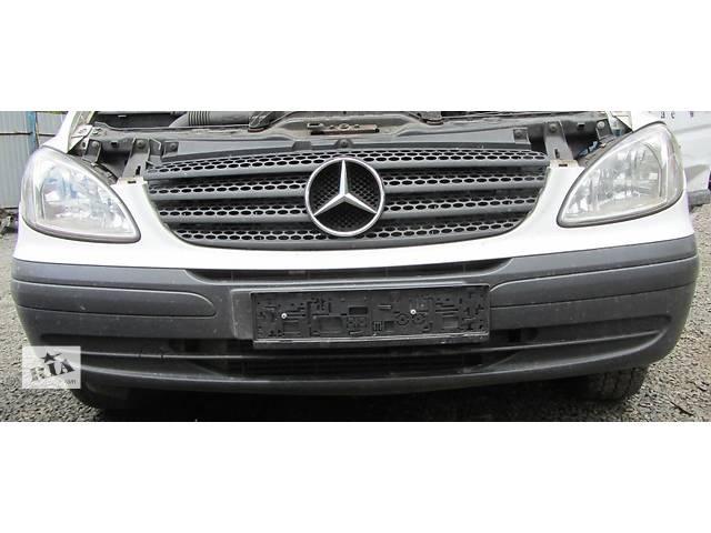 Решётка решетка бампера радиатора Mercedes Vito (Viano) Мерседес Вито (Виано) V639 (109, 111, 115)- объявление о продаже  в Ровно