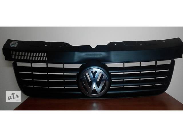 купить бу Решетка Решетка Решотка радиатора, бампера Volkswagen T5 (Transporter) Фолькваген в Ровно