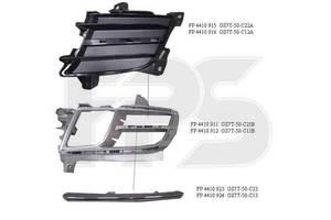 Новые Молдинги решетки радиатора Mazda 6