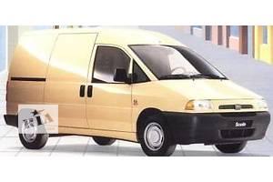 Новые Решётки бампера Fiat Scudo