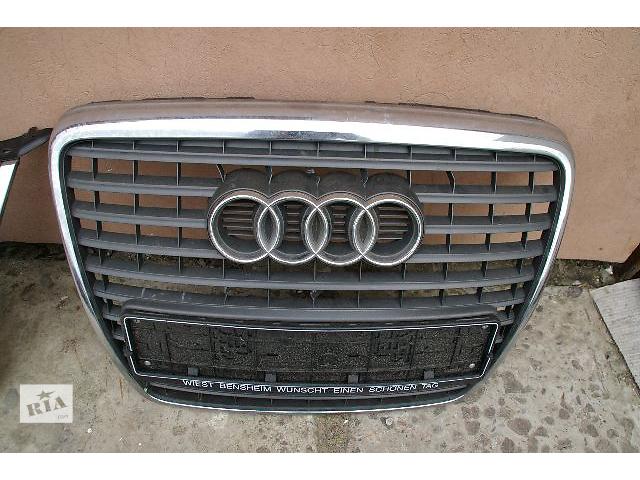 Решётка радиатора для легкового авто Audi A6- объявление о продаже  в Львове