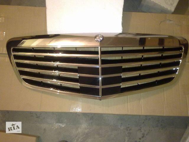 купить бу Решётка радиатора для Mercedes S-Class---W221--РЕСТАЙЛ в Киеве