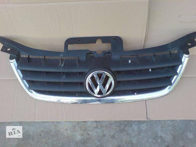 продам Б/у решётка радиатора для легкового авто Volkswagen Caddy бу в Львове