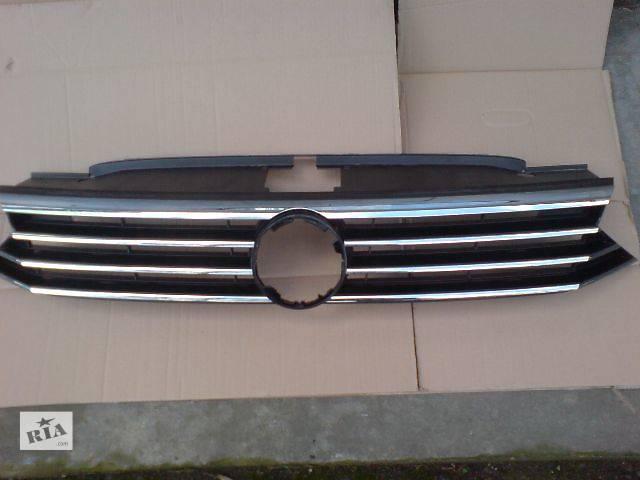 продам Решётка радиатора Легковой Volkswagen Passat B 8 2015 3G0853651 3G0853653 бу в Львове