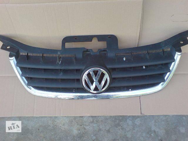 купить бу Решётка радиатора Легковой Volkswagen Touran 1T0853653 в Львове