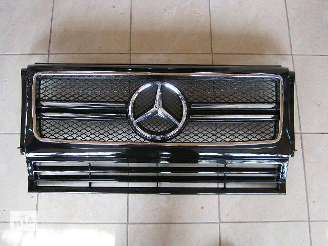 бу Решётка радиатора на Mercedes G-Class AMG в Луцке