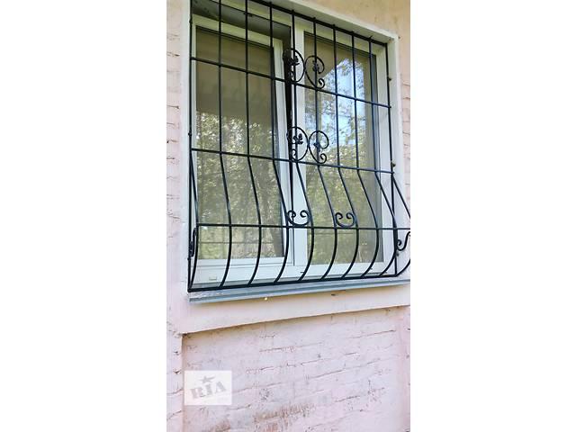 Решетки на окна Оконные Решетки Киев- объявление о продаже  в Броварах