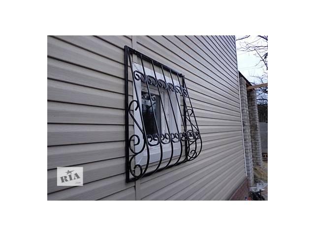купить бу Решетки на окна в Харькове