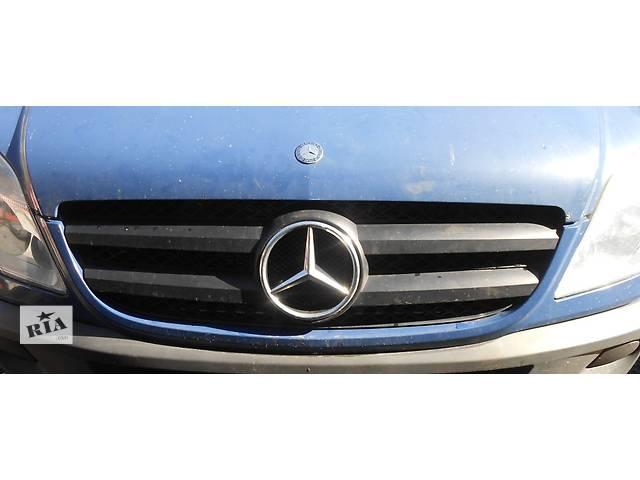 бу Решітка радіатора Mercedes Sprinter 906 (215, 313, 315, 415, 218, 318, 418, 518) 2.2 3.0 CDI (2006-2012) в Ровно