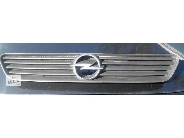 Решотка радиатора Opel Astra G- объявление о продаже  в Киеве