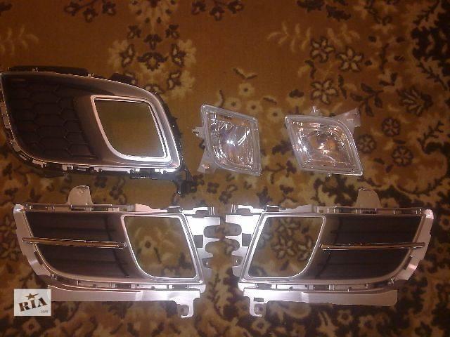 купить бу Новая решётка бампера для легкового авто Mazda 6 в Львове