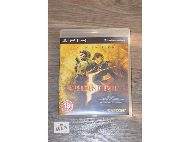 Resident Evil 5 Gold Edition- объявление о продаже  в Николаеве