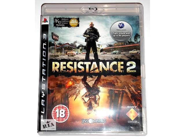 Resistance 2 для PS3 - объявление о продаже  в Запорожье