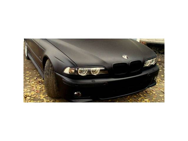 купить бу РЕСНИЧКИ НА ФАРЫ BMW 5 E39 ABS ПЛАСТИК в Киеве
