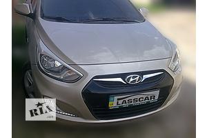 Новые Реснички Hyundai Accent