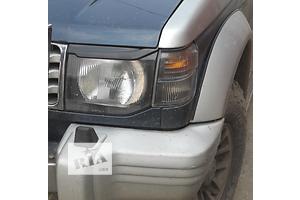Новые Реснички Mitsubishi Pajero Sport
