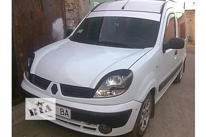 Новые Реснички Renault Kangoo