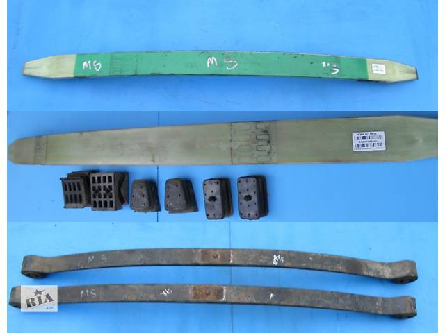 продам Рессора передняя, ресора передня Mercedes Sprinter 906 315 2006-2012г бу в Ровно