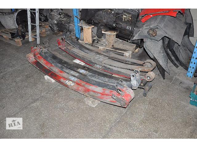 бу Рессора передняя задняя коренная подкоренная DAF XF 95 CF 65 LF 45 Renault Magnum в Ровно
